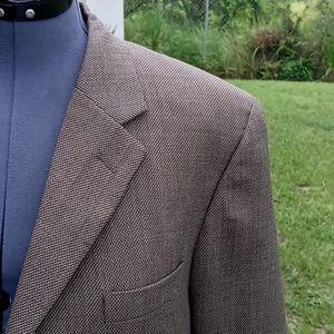 Alfani Men's Lux Pure Wool Blazer
